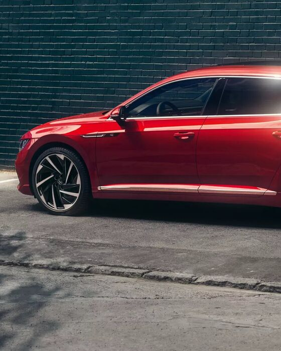 vw volkswagen arteon shooting brake