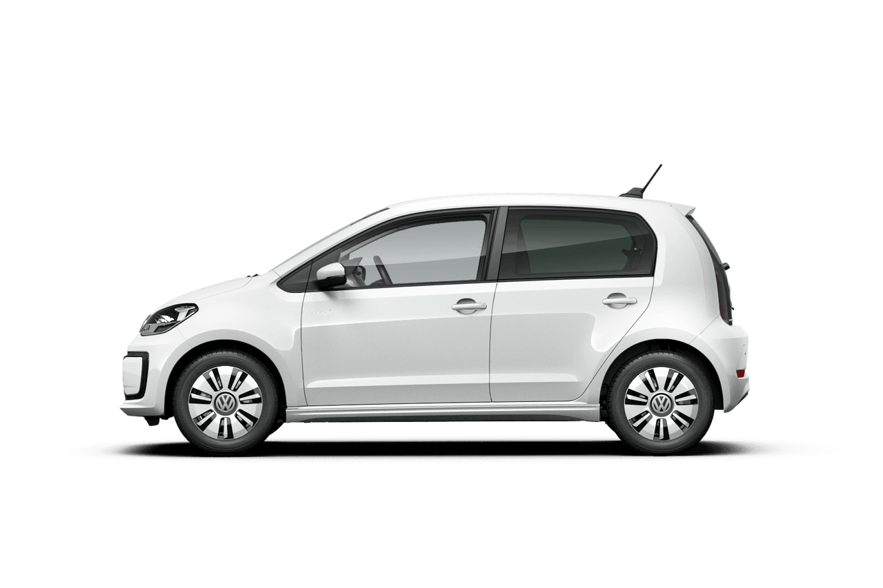 vw volkswagen e-up alb profil