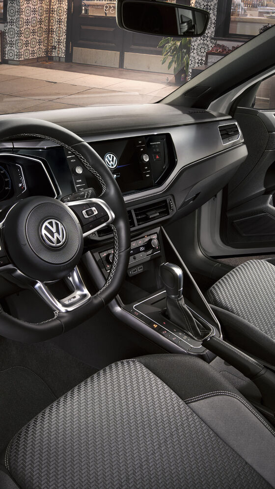 VW Polo R-Line bord și interior