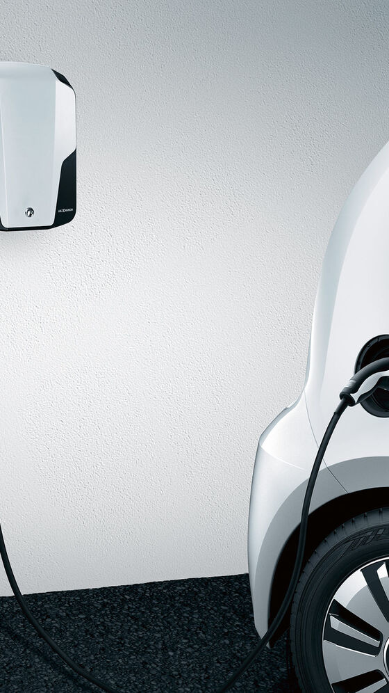 vw volkswagen electric wallbox